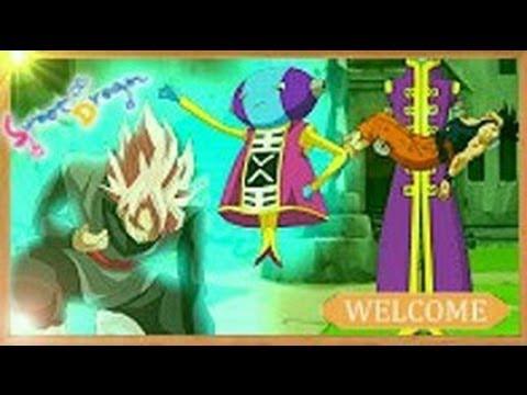 Dragon Ball Super - Bảy viên ngọc rồng siêu cấp tập 63- 65 : Zeno Sama xuất  hiện tiêu diệt Black và