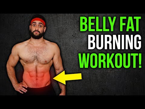Burn Belly Fat Fast & Lose Weight With This HIIT Cardio Workout (No Equipment)
