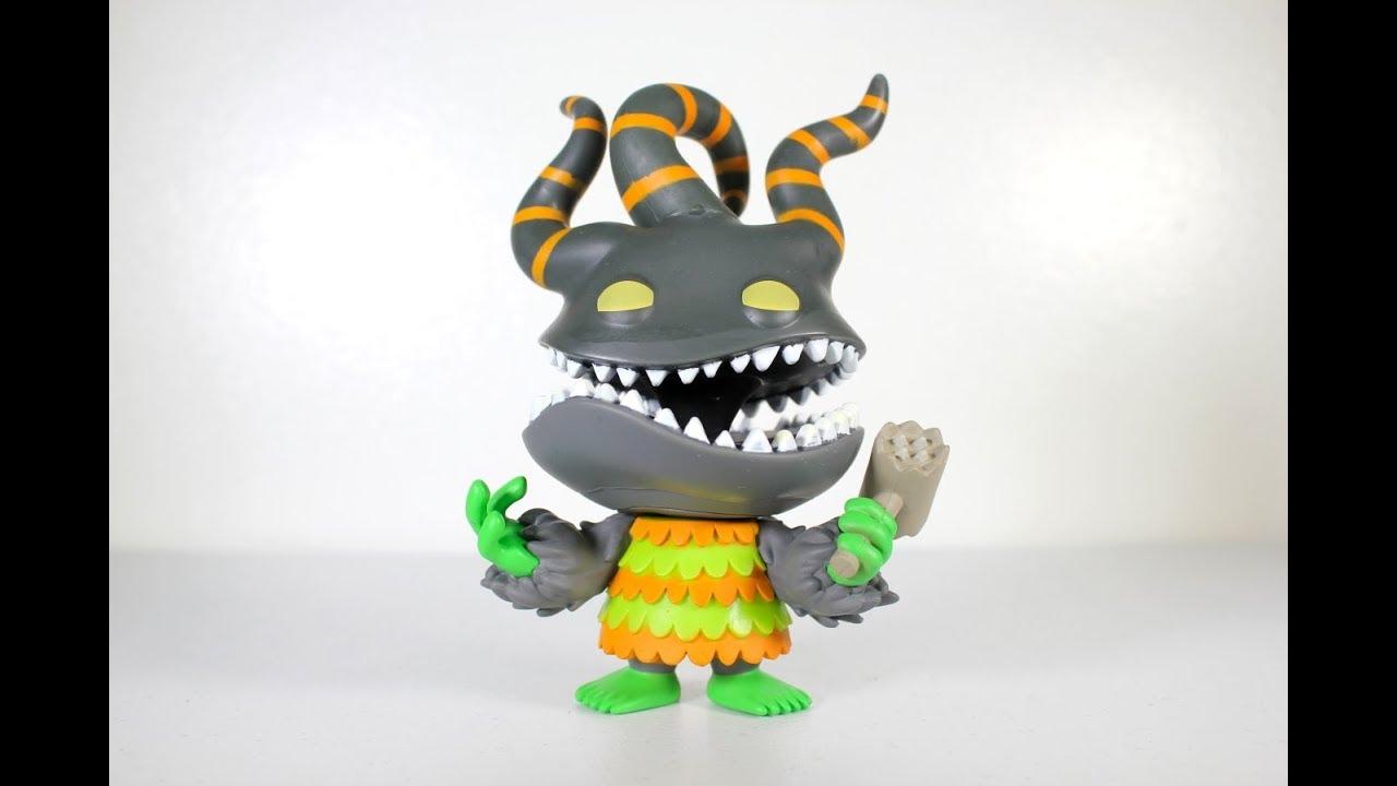 Pop! Harlequin Demon Nightmare Before Christmas Funko
