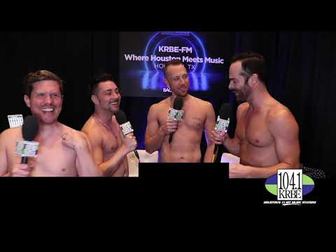 Special K & Kevin Quinn Interview The Naked Magicians At The 2019 BBMAs