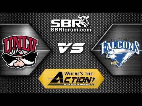College Football Picks: UNLV Rebels vs. Air Force Falcons