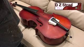 How To Setup  Your D Z Strad Cello