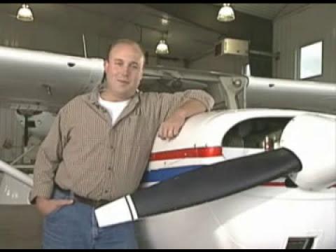 Metal Airplane Hangar Customers