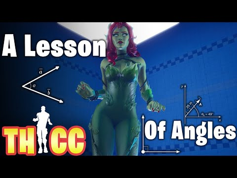 Thicc Party Hips 💦 A Lesson Of Angles 📐 Poison Ivy, Loserfruit, Sagan | Fortnite Skins