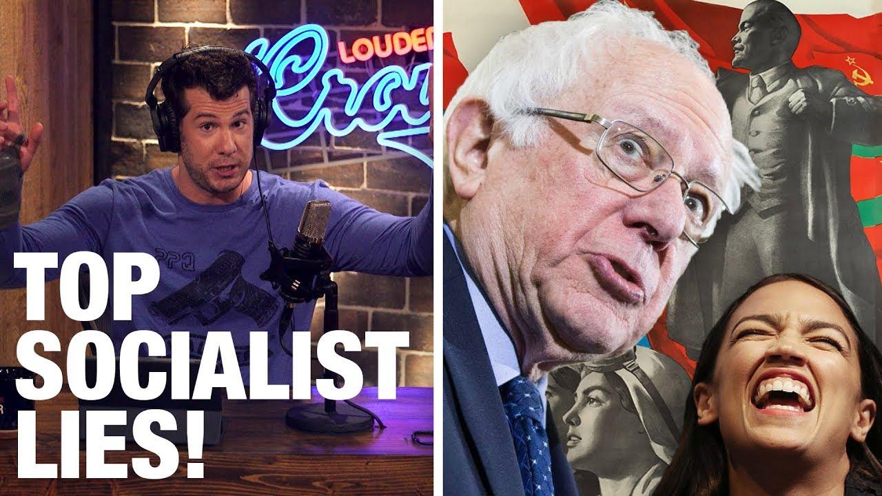 DEBUNKED: TOP 5 Socialism Lies! | Louder With Crowder
