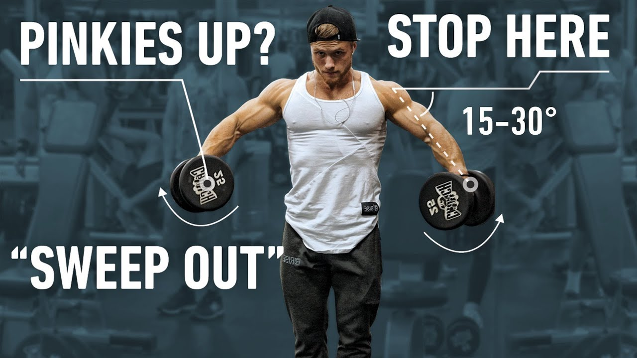 Download How To Build Capped Shoulders: Optimal Training Explained (Side Delts)