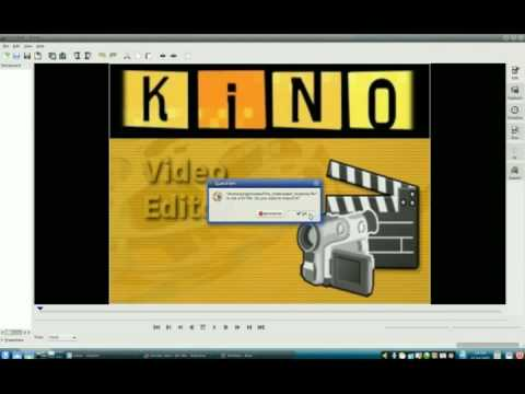 Linux-tutorial: How to make a video play backwards