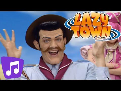 Lazy Town en Español I Exploradores Perezosos Karaoke
