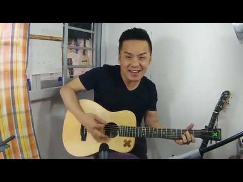 Martin Ed Sheeran X Signature Edition Guitar Review in Singapore