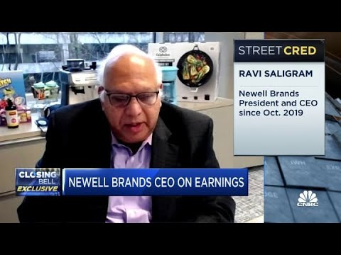 Newell Brands CEO: Food business had 25% growth during Q4