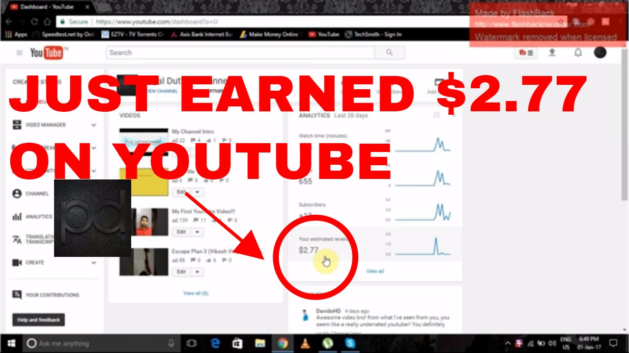 How many views do you need to make on YouTube - YouTube