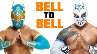 Sin Cara's First and Last Matches in WWE - Bell to Bell