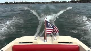 1966 Wooden Century Resorter 19' Boat