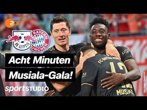 RB Leipzig – Bayern München Highlights | Bundesliga, 4. Spieltag | sportstudio