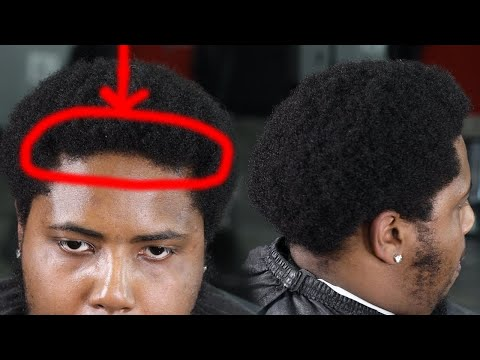 🔥NAPPY AFRO TRANSFORMATION🔥 LOW BALD TAPER/ FADED BEARD/ HAIRCUT TUTORIAL