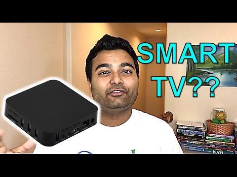 WILL THIS BLACK BOX MAKE MY TV A SMART TV?