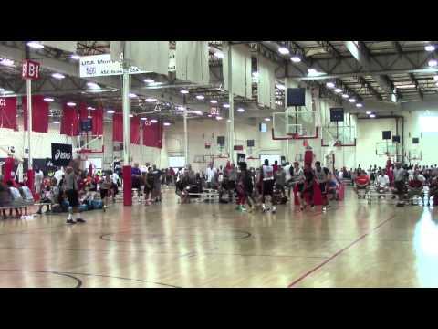 Lakeshow 17 Elite vs Illinois Stars - July 18, 2014