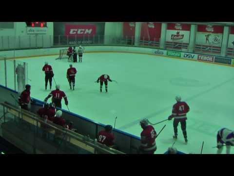 Su 12.3.2017 Töölö2 Freakers - HB Warriors 1 - 5 (2/3)