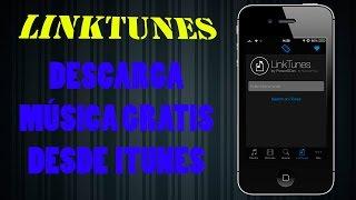 Descarga música gratis desde el iTunes Store | LinkTunes | iOS Jailbreak Tweak thumbnail