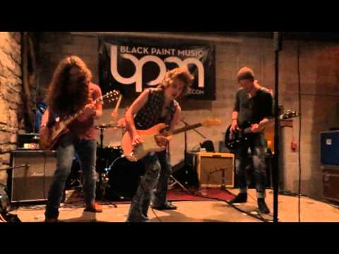 Tyler Bryant and the Shakedown - SXSW 2013 - Live at Shakespeare's Pub