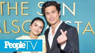 Camila Mendes Says Boyfriend & Costar Charles Melton Is 'For Sure' A 'Hopeless Romantic' | PeopleTV