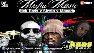 Rick Ross ft Sizzla & Mavado - Mafia Music III (March 2014) [Mastermind Album - Def Jam]