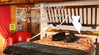 Briançon, Serre Chevalier, Hautes-Alpes - L'hôtel de la chaussée et son restaurant - Depuis 1892