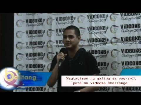 videoke challenge season 2 in Doha (1st elimination)