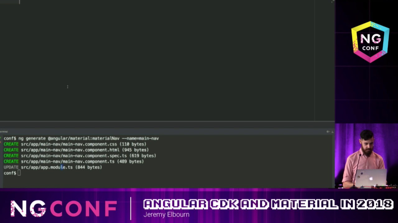Angular 6 Exciting Features with Angular CLI 6 & Material 6
