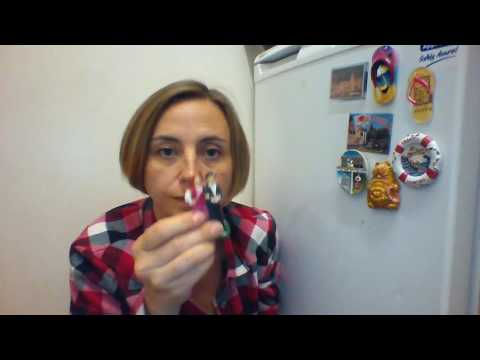 ASMR:Show and tell/My fridge magnets collection