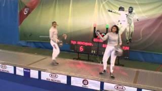 20102509 ws zoneIndividual Tunis final podium BEN CHAABANE Amira TUN 15 vs BESBES Hela TUN 14 sd No