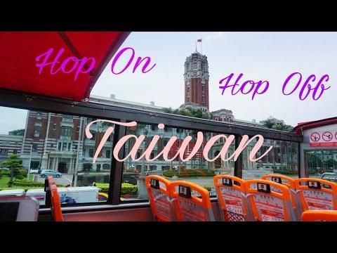 Hop On Hop Off Bus Taiwan ( Taipei Sightseeing )