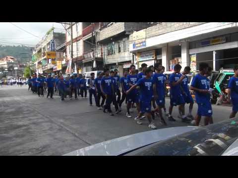 Bontoc Parade