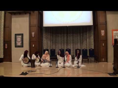 Az-Zahra Ensemble at the University of MI