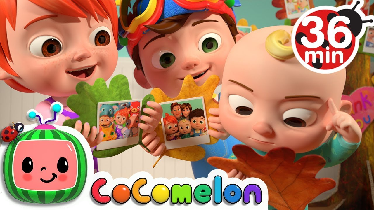 The Thank You Song + More Nursery Rhymes - CoComelon