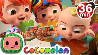 Thank You Song | +More Nursery Rhymes & Kids Songs - CoCoMelon thumbnail