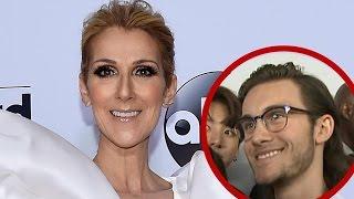 EXCLUSIVE: Rene-Charles Angelil Praises Mom Celine Dion
