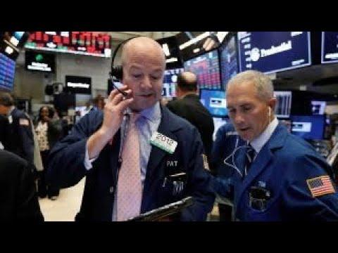 US stocks decline amid US-China trade talks