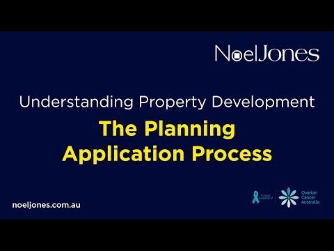 Understanding Property Development - The Planning Application Process
