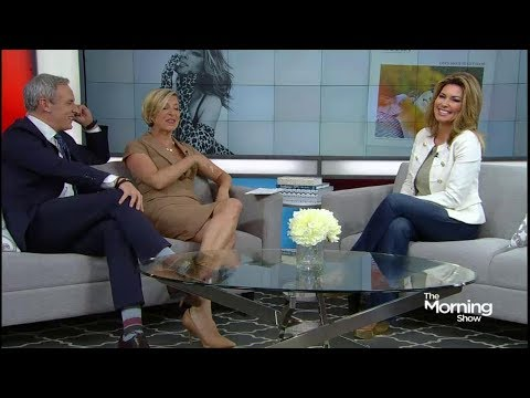 Shania Twain - The Morning Show Interview - July 6th 2017