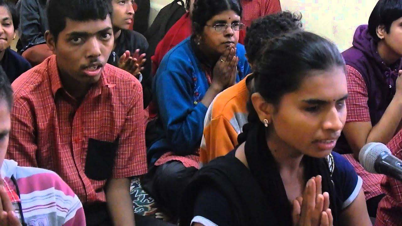 Prarthana song from dr. Prakash baba amte movie karamnook. Com.