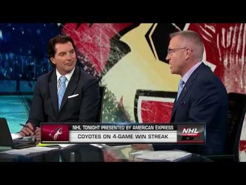 NHL Tonight:  CAR vs ARI preview:  Discussing the Hurricanes vs Coyotes matchup  Nov 2,  2018