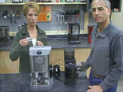 Gaggia Baby Class - YouTube