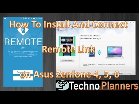 asus remote link server download