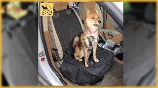 чехол для собак на переднее сиденье