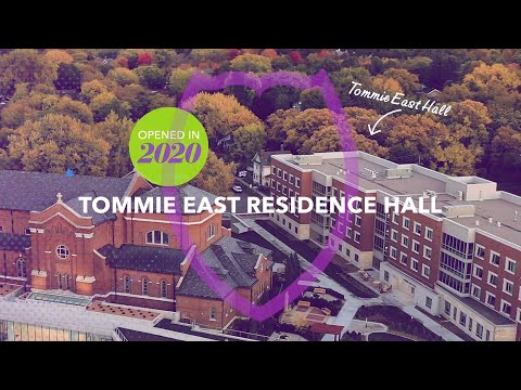 St. Thomas Tommie East Residence Hall Tour