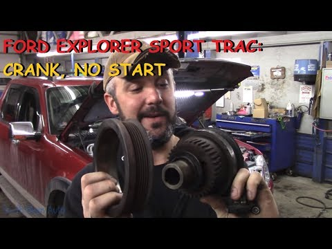Ford Explorer Sport Trac: Crank No Start