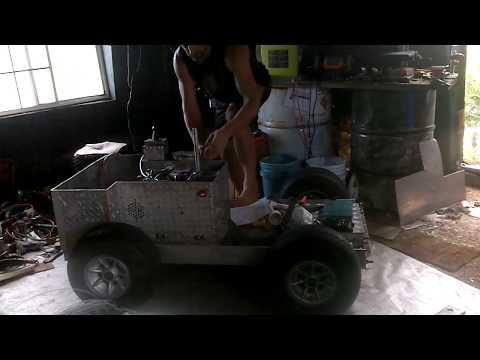 Solar Dozer 31 It Moves!!!!