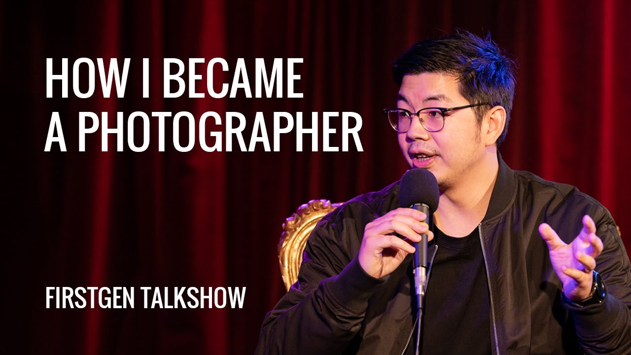 My Photography Journey // Interview on FirstGen Talkshow