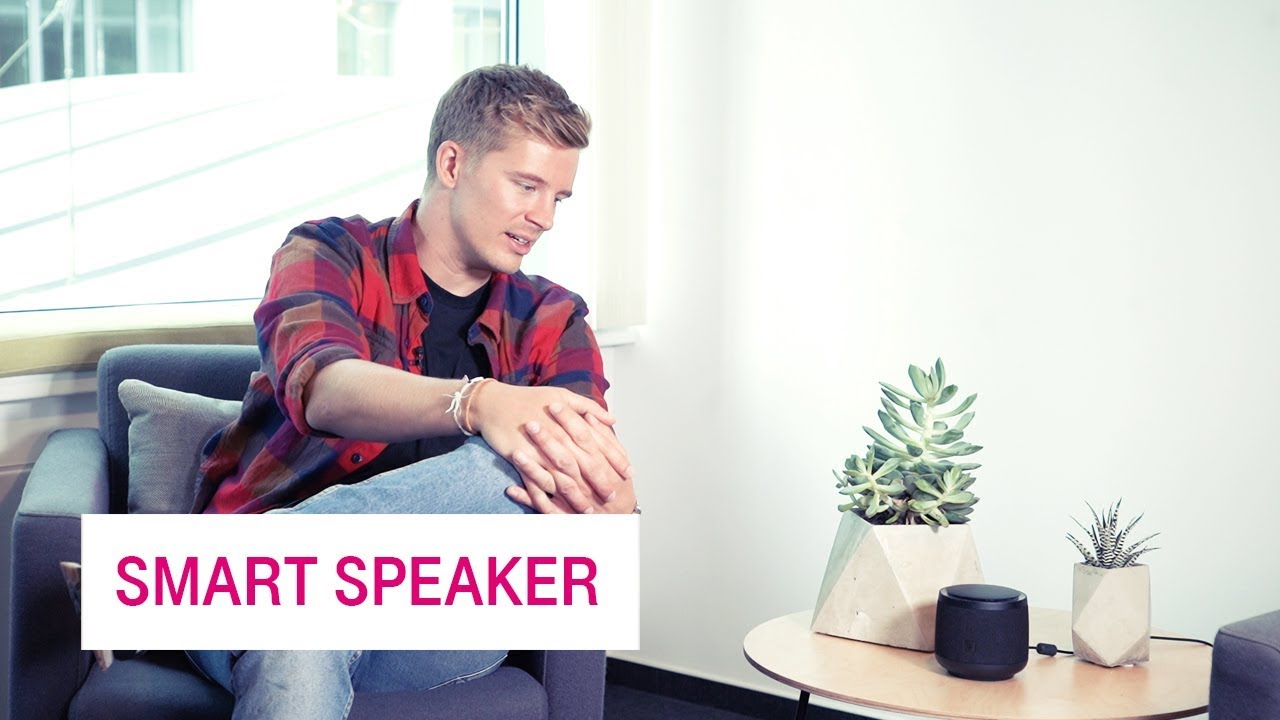 video Telekom Smart Speaker Mini